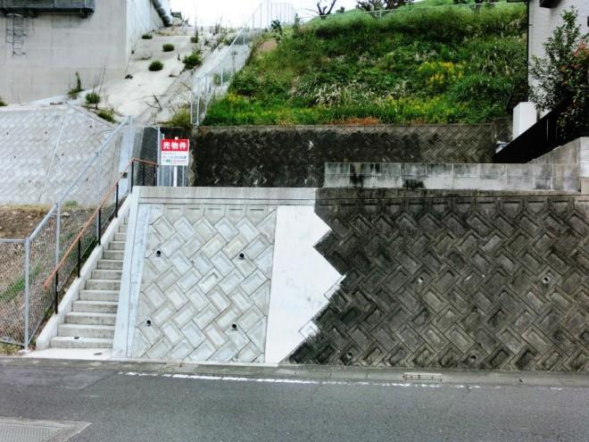 中万呂紀陽団地・写真